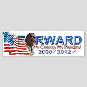 Mr. President: Sticker (Bumper)