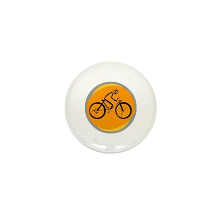 Bike Mini Button (10 pack)