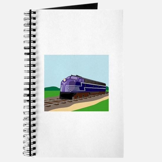 Train Journal