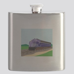 Train Flask