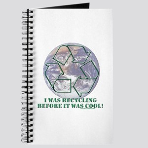 Recycle Before Cool Journal