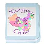 Xiangyang China baby blanket
