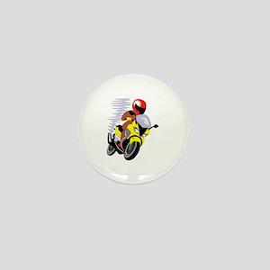 Bike Mini Button