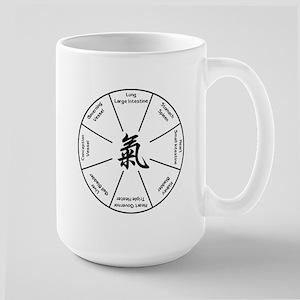 Qi Gong Basic 8 Mug Mugs