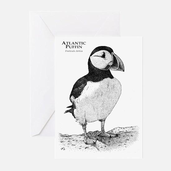 Atlantic Puffin Greeting Cards (Pk of 10)