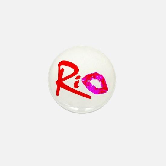 """""""RIO"""" Mini Button"""