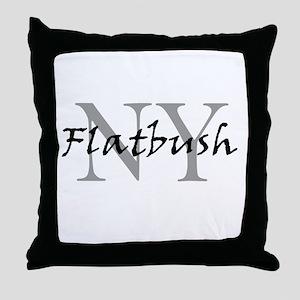 Flatbush Throw Pillow