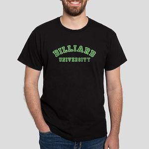 Billiard University Dark T-Shirt