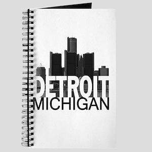 Detroit Skyline Journal