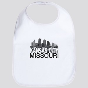 Kansas City Skyline Bib