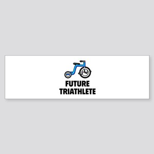 Future Triathlete Sticker (Bumper)