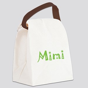 Mimi Party Canvas Lunch Bag