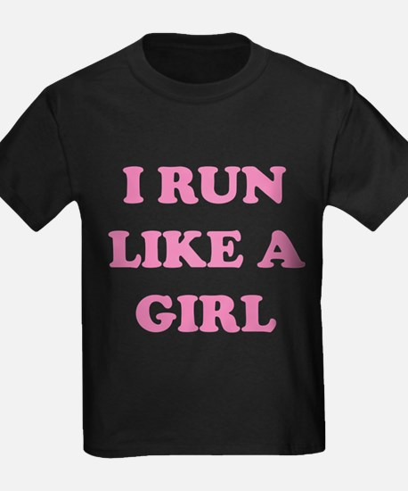 I Run Like A Girl T
