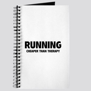 Running Cheaper Than Therapy Journal