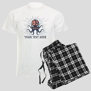 Theta Xi Octopus Men's Light Pajamas