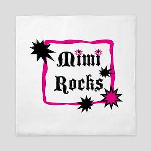 Mimi Rocks Queen Duvet