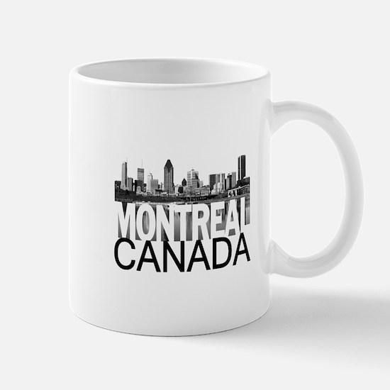 Montreal Skyline Mug