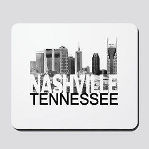 Nashville Skyline Mousepad