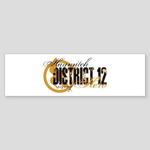 Haymitch Hero D12 Sticker (Bumper)