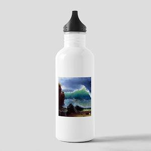 Bierstadt Turquoise Sea Stainless Water Bottle 1.0