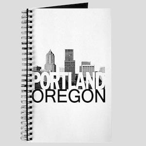 Portland Skyline Journal