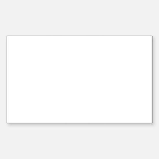 I Rep The Home Team Sticker (Rectangle)