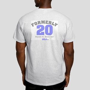 Beyond 21. Havin' fun! Ash Grey T-Shirt