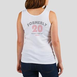 Beyond 21. Havin' fun! Women's Tank Top