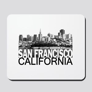 San Francisco Skyline Mousepad