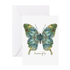 Abundance Butterfly Greeting Card