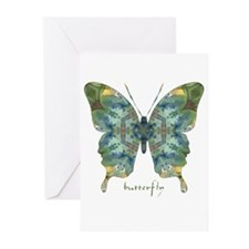 Abundance Butterfly Greeting Cards (Pk of 10)