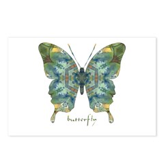Abundance Butterfly Postcards (Package of 8)