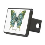 Abundance Butterfly Rectangular Hitch Cover