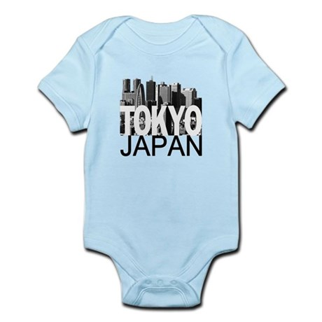 Tokyo Skyline Infant Bodysuit
