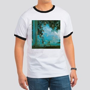 Maxfield Parrish Daybreak Ringer T