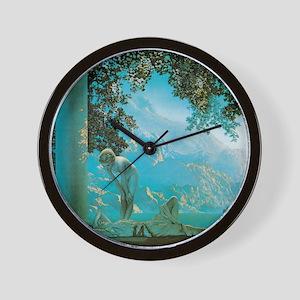 Maxfield Parrish Daybreak Wall Clock