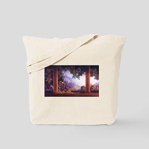 Maxfield Parrish Daybreak Tote Bag