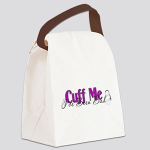 cuffme Canvas Lunch Bag