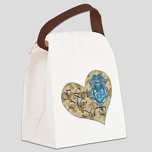 lovemp Canvas Lunch Bag