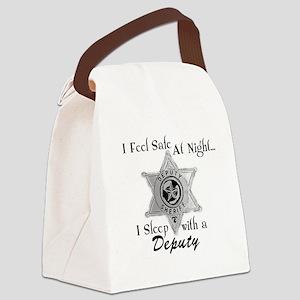 slpdeputy Canvas Lunch Bag