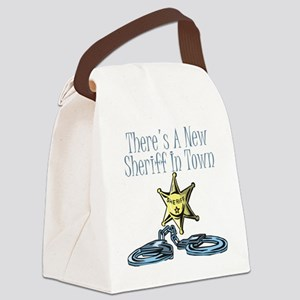 newsheriff Canvas Lunch Bag
