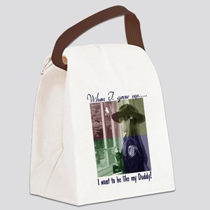 growup Canvas Lunch Bag