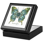 Abundance Butterfly Keepsake Box