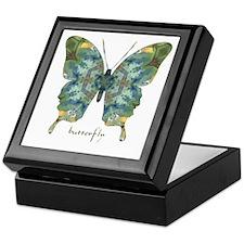 Abundance Butterfly Keepsake Box