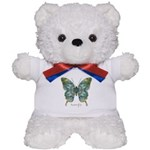 Abundance Butterfly Teddy Bear