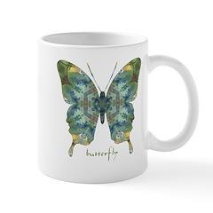 Abundance Butterfly Mug