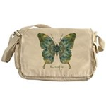 Abundance Butterfly Messenger Bag