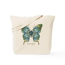 Abundance Butterfly Tote Bag
