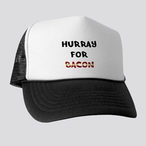 Hurray for Bacon Trucker Hat