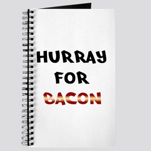 Hurray for Bacon Journal